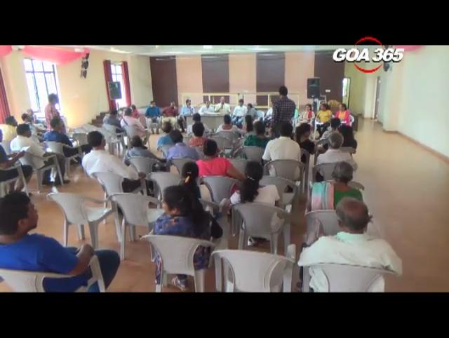Chicalim gram sabha opposes nationalization of Goan rivers