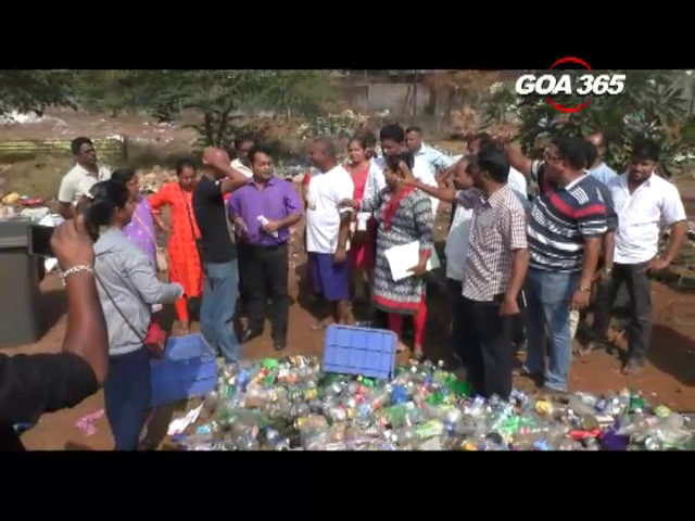 Cuncolim councilors & MLA-supporters clash over garbage plant issue