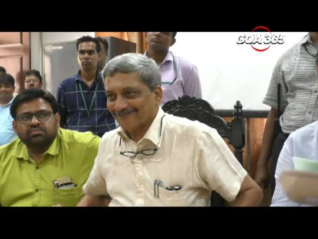 CM's visits gives boost to infrastructure work in Mapusa