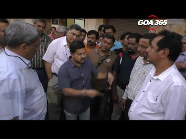 CM assures to address Margao's sewage problem