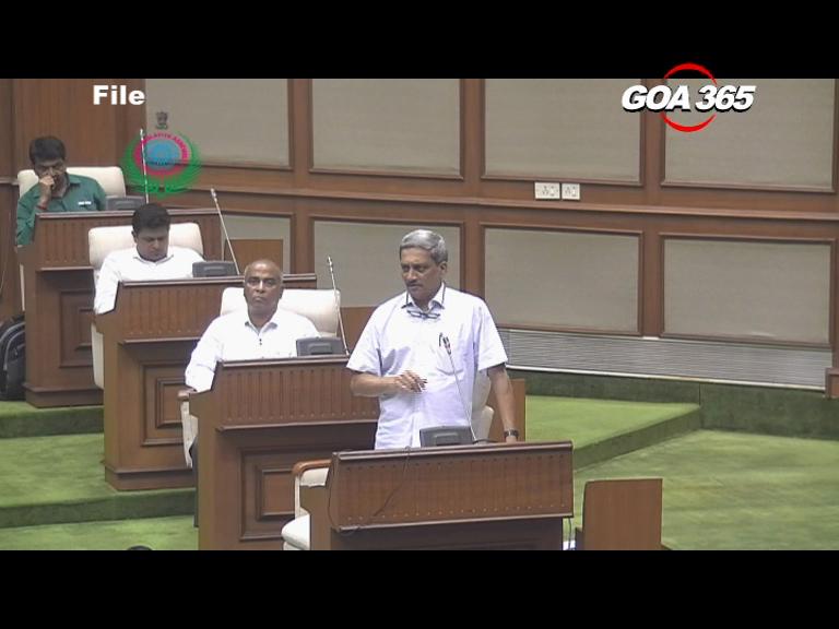 CM Parrikar fit, to present budget on Thursday