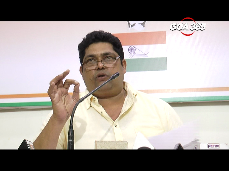 Coal transported from Goa to the steel plant, not to generate power: Cong
