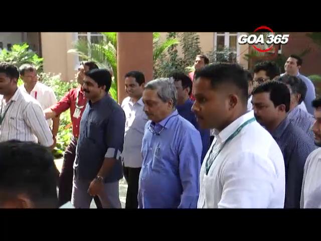 CM still at GMC, file movement slows down, cabinet meet uncertain