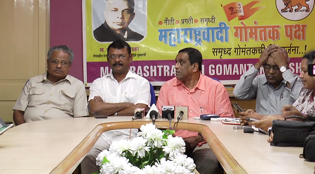 Coalition partners extend support to BJP candidates in Panaji & Valpoi