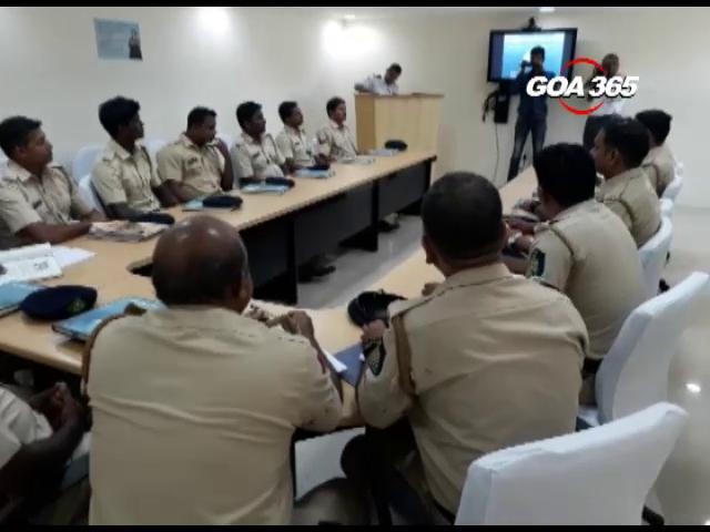 Coast guard holds training programme for Coastal police