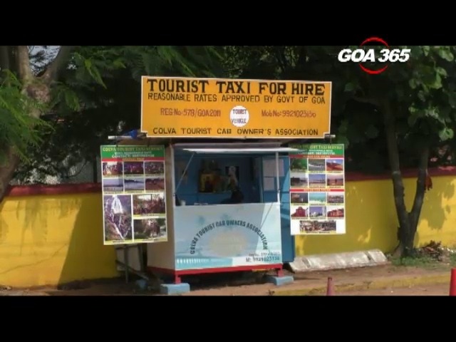 Colva taxis to be driven only by owners after 7 pm