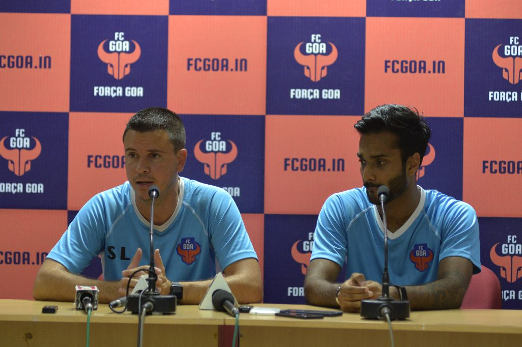 Confident of best performance once again: Sergio Lobera