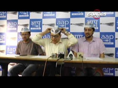 Cong calls AAP BJP's partner, AAP says NCP is BJP's partner