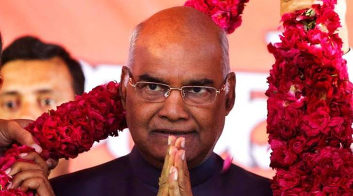 Cong cross-votes for Kovind, emergency meet called