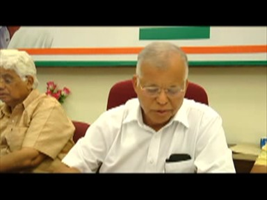 Cong didn't delay, Vijai had secret pre-poll pact with BJP: Luizinho