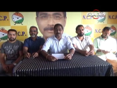Cong & NCP oppose expansion of coal transportation by MPT