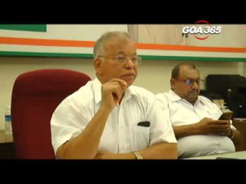 Cong promises 100% jobs in Govt and Pvt to Goan youth