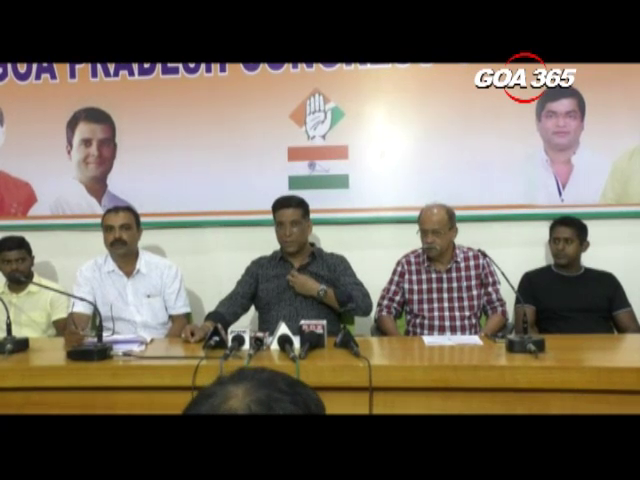 Congress alleges Calangute MLA imposing PDA on villages