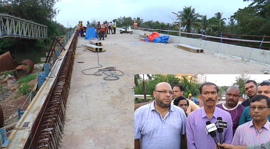Congress alleges Mala bridge badly constructed