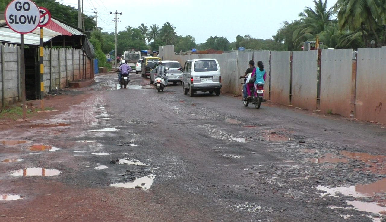 Congressmen offer to repair Mapusa roads