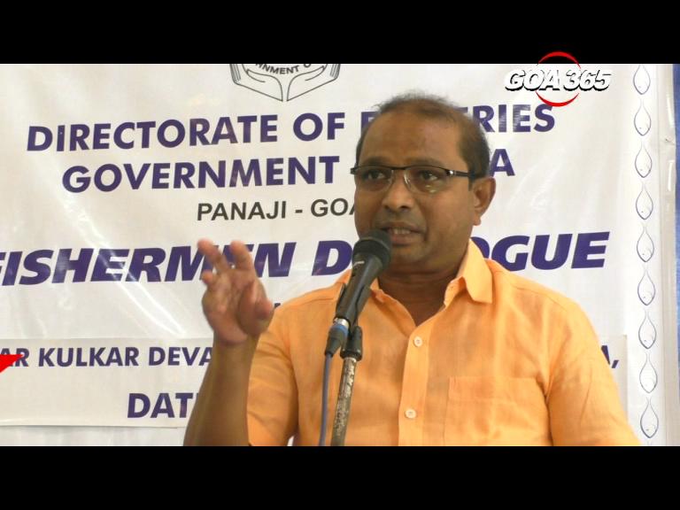 Consider fishermen's interests while setting up shacks: Vinod
