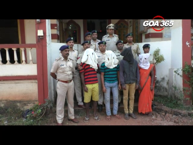 Couple from Naxalite region in Jharkhand arrested in Varca murder
