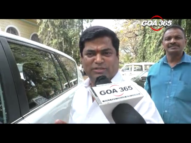 DA case: Kavlekar quizzed again at Vigilance Dept