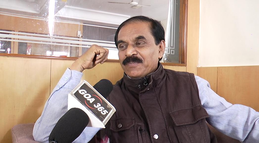 SC monitoring on Mhadei difficult, Karnataka affidavit meaningless : Ramesh Gawas