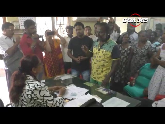 Davorlim locals oppose housing projects in village