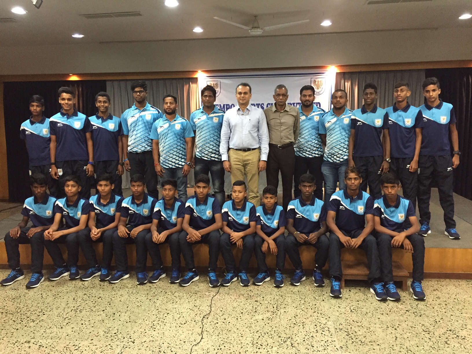 Dempo SC look forward to final phase of U-13 Youth League