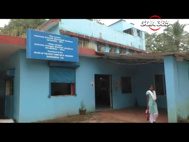 Dharbandora  RTO office, a nightmare for locals