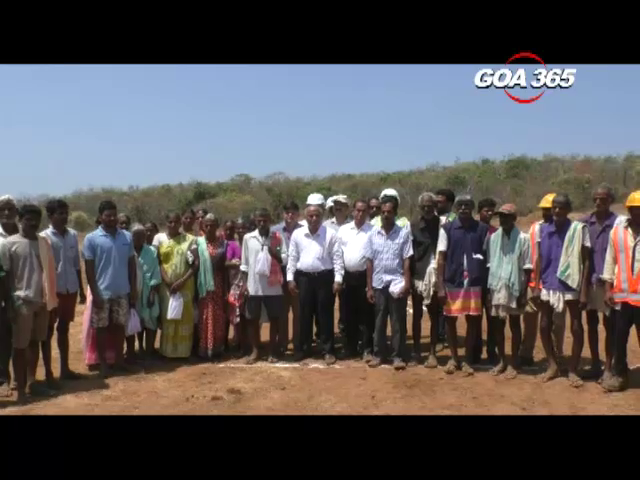 Displaced Dhangar families from Mopa to be rehabilitated at Kasarvane