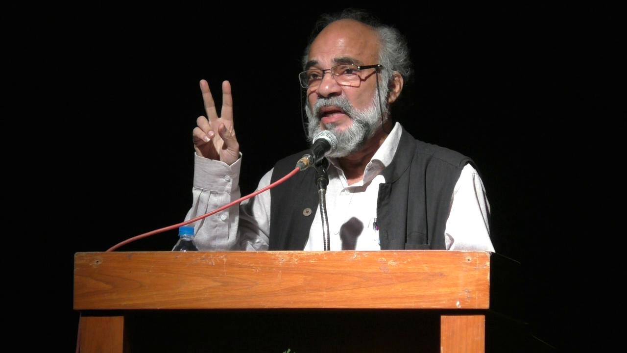 Don't divide Konkani into castes, warns Pundalik Naik