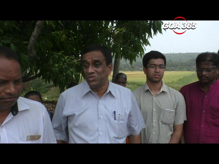 Don't sell fields, Sudin tells Kundai farmers