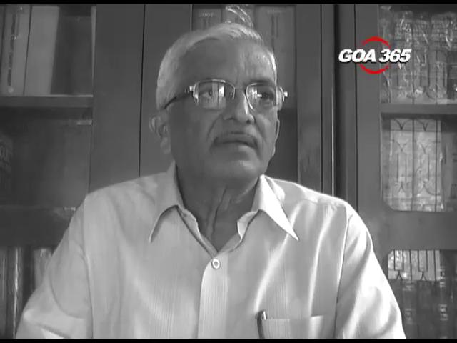 Downtrodden Goan pays homage to Amrut Kansar