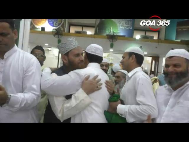 Eid ul fitr celebrated all over Goa