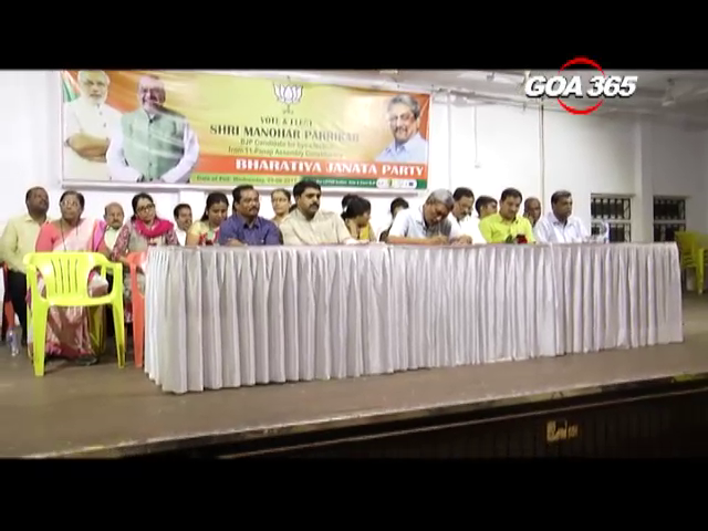 Elect 'Made in Panaji' candidate: BJP