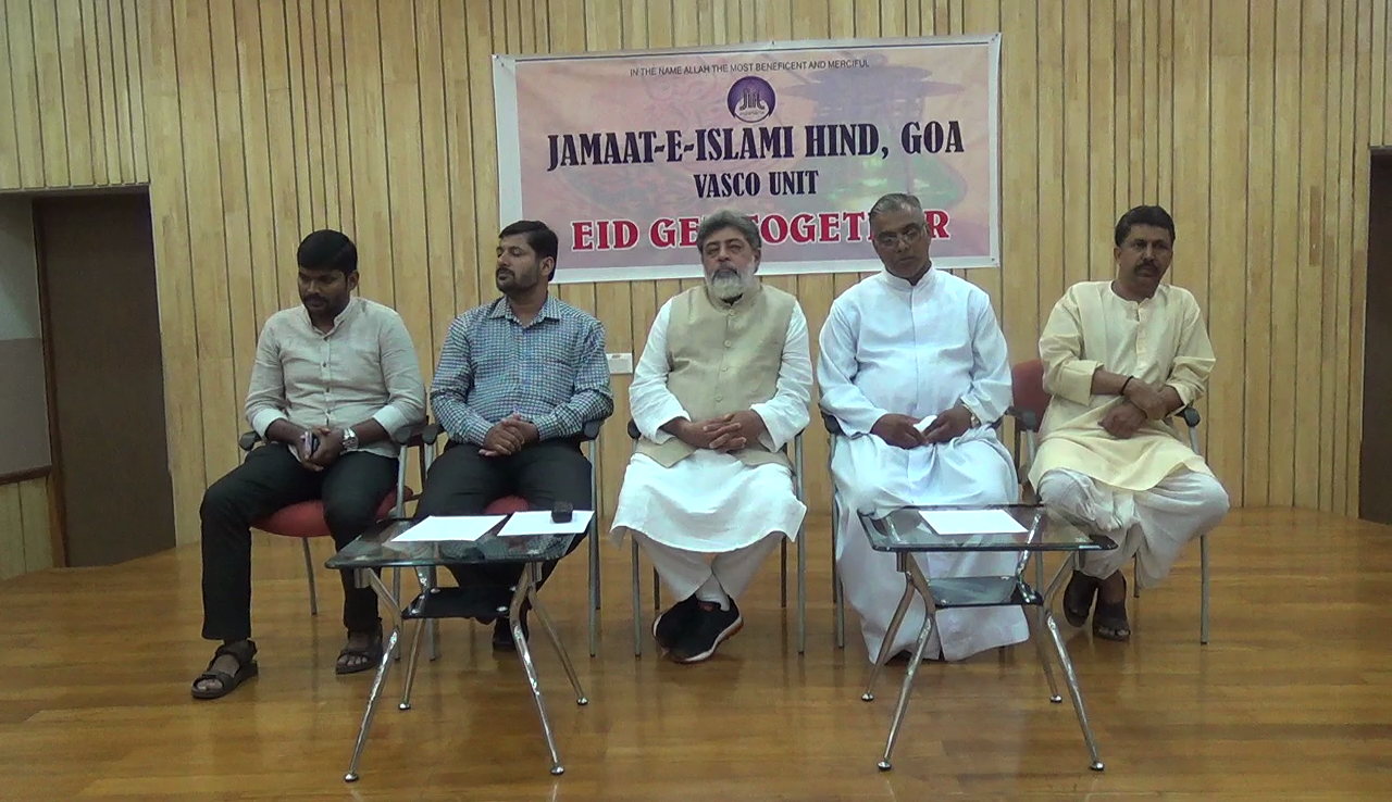 Eschew violence, build righteous society: Jamaat –e-Hind