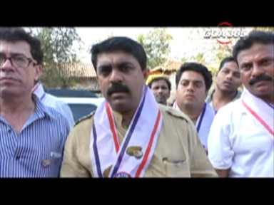 Fatorda and Saligao Joint venture of BJP Cong against GF: Vijai