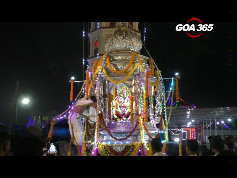 Fatorpa Jatra begins amidst religious fervor
