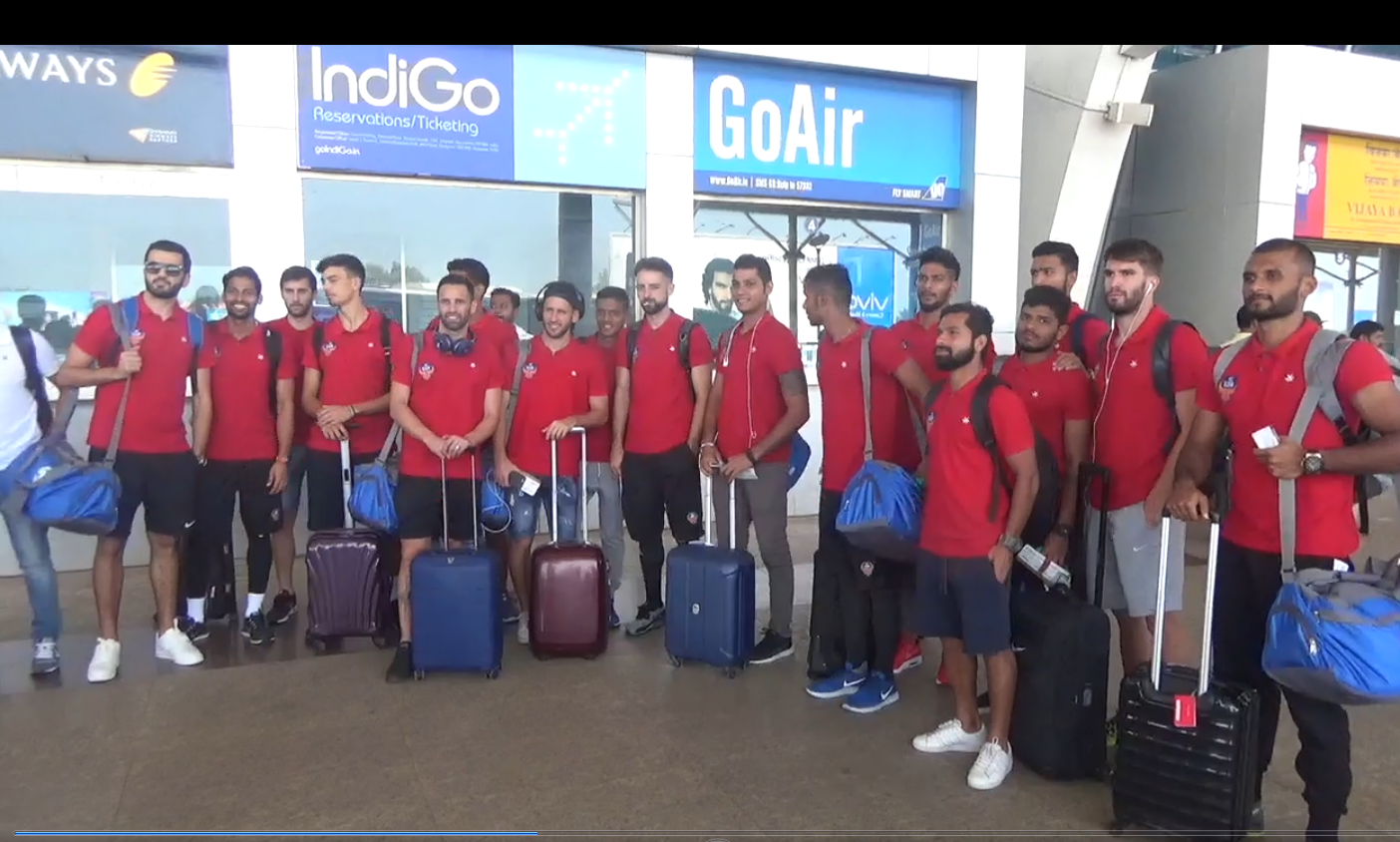 FC Goa travels to Chennai for 1st away match on Sunday