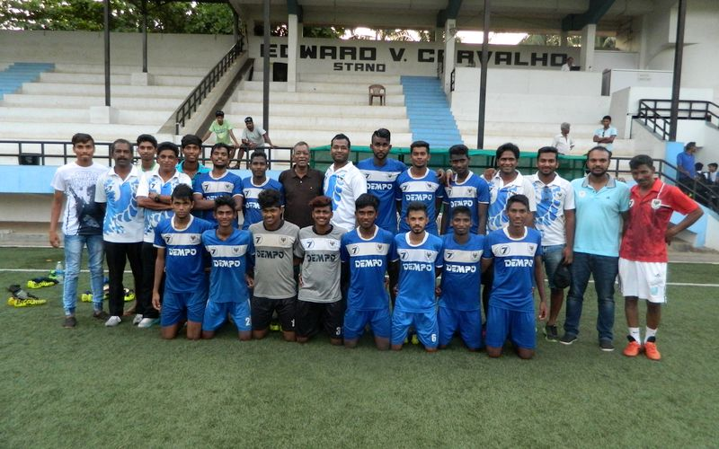 FC Pune City trounce Dempo Juniors