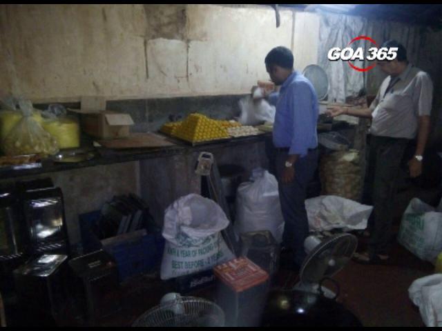 FDA destroys unhealthy, unhygienic stock of Diwali Sweets