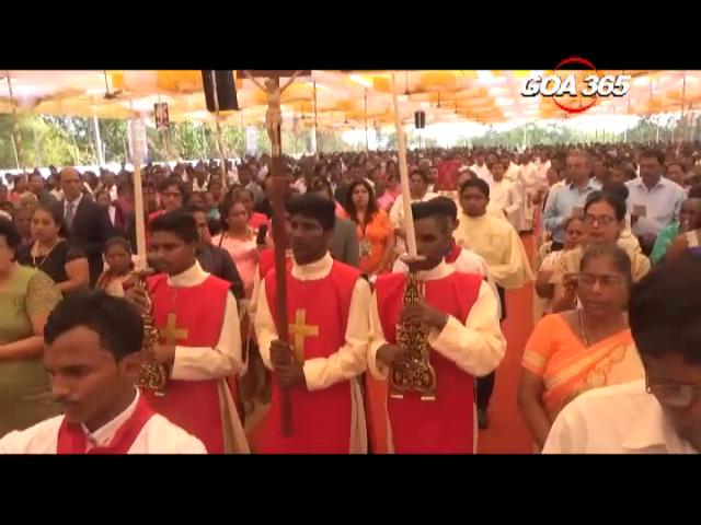 Feast of St Jose Vaz celebrated