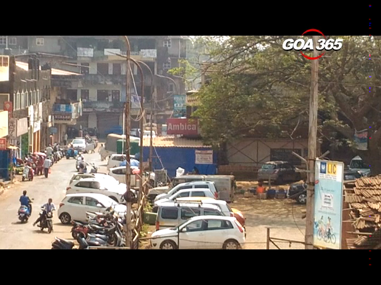 Finally multilevel parking for Margao