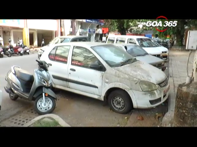 Police to remove around 200 abandoned vehicles of Panaji