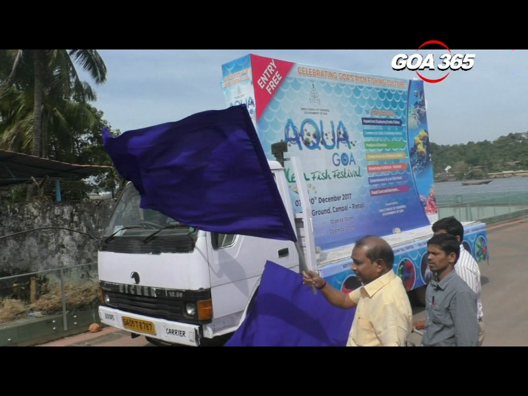 Fisheries dept gears up for Aqua Fish Fest 17