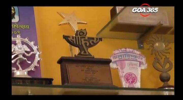 Gajanan Jog & Prashanti Talpankar get prestigious Sahitya Akademi awards