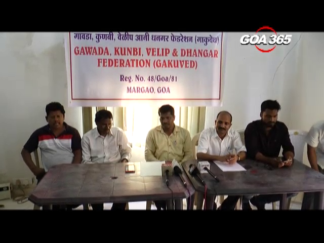 Gakuved condemns deputy speaker's assurance to Banjaras