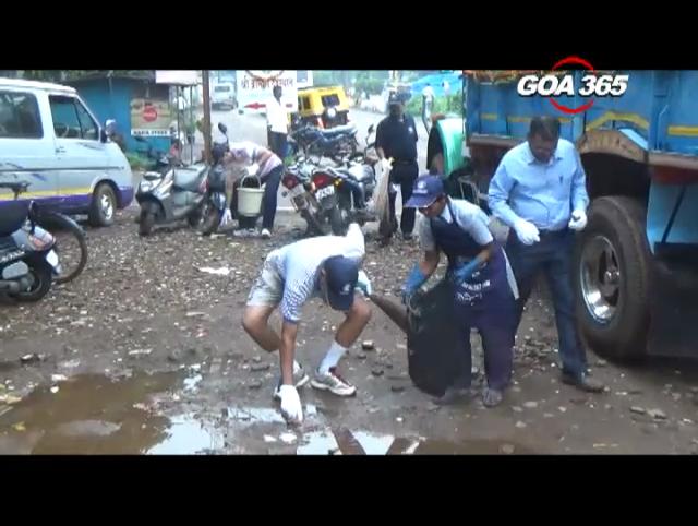 Gandhi Jayanti marks Swatcha Bharat Abhiyan all over Goa