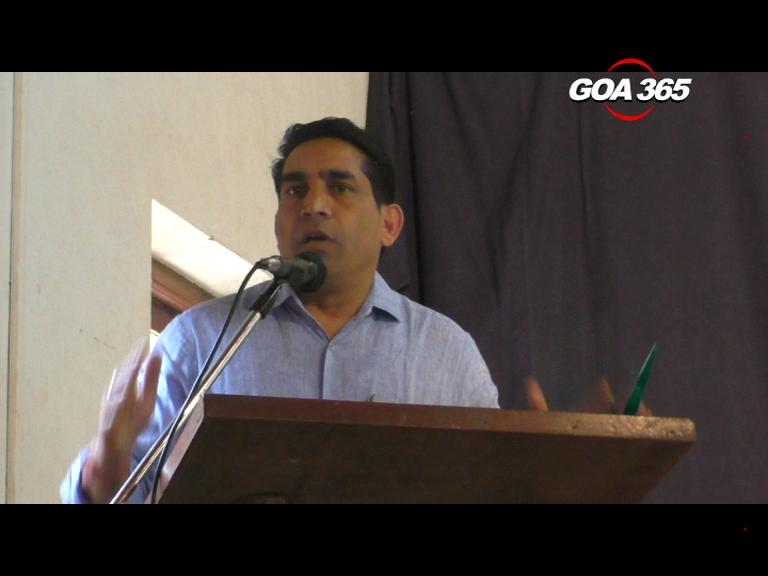 Garbage issue dominates Kavale gram sabha