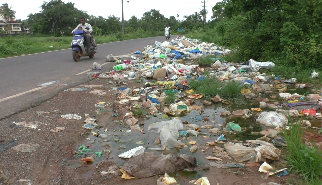 Garbage posing health hazard to Navelim locals