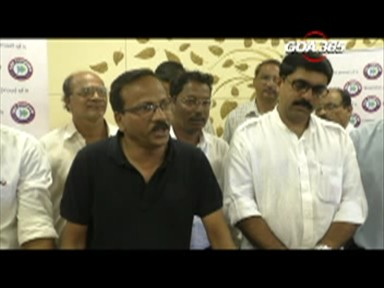 GF Party fully supports Vijai, condemns Luizinho's statement