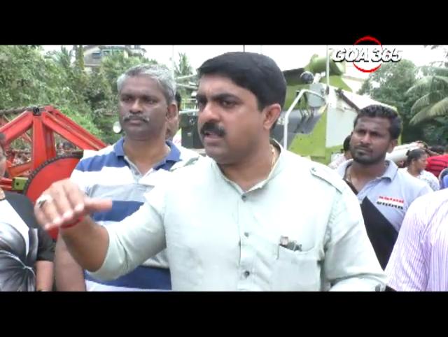 GF will take issue of GST on Tiatr & Naataks: Vijai