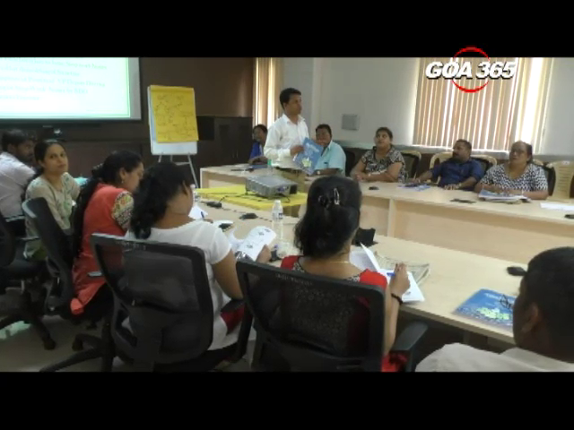 GIPARD organizes training programme for newly elected panchas